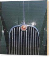 1959 Jaguar Xk150 Dhc 5d23301 Wood Print