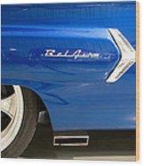 1960 Chevrolet Bel Air 3 012315 Wood Print