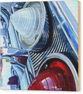 1960 Chevrolet Impala Wood Print