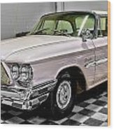 1960 Chrysler Windsor Wood Print