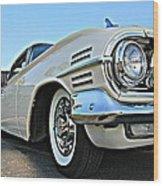 1960 Impala Wood Print