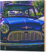 1960 Morris Mini Wood Print
