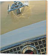 1960 Nash Metropolitan 3 Wood Print