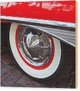 1960 Starliner Wood Print