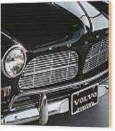 1960's Volvo Wood Print