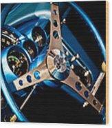 1961 Chevrolet Corvette Iv Wood Print