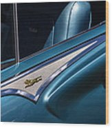 1961 Chrysler New Yorker Town And Country Wood Print