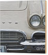 1961 Corvette Wood Print