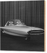 1961 Ford Tyron Wood Print