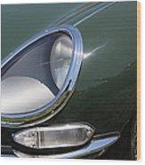 1961 Jaguar Xke Roadster 5d23322 Wood Print