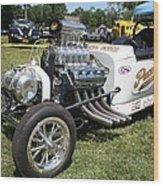 1962 Chrysler Hemi Roadster Wood Print