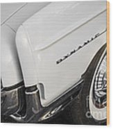 1962 Oldsmobile Dynamic 88 Wood Print