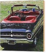 1963 Ford Futura Convertible Wood Print