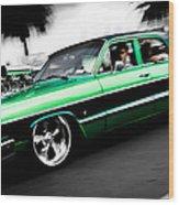 1964 Chevrolet Impala Wood Print by Phil 'motography' Clark