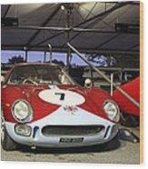 1964 Ferrari 250 Lm Wood Print