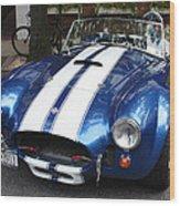1965 Cobra Shelby Wood Print
