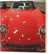 1965 Ferrari 275 Gtb 5d26606 Wood Print