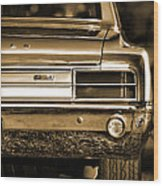 1965 Olds 442 Wood Print