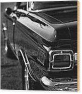 1965 Plymouth Satellite  Wood Print
