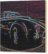 1965 Shelby Cobra - 2 Wood Print