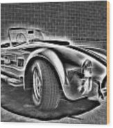 1965 Shelby Cobra - 3 Wood Print