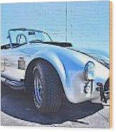 1965 Shelby Cobra - 5 Wood Print