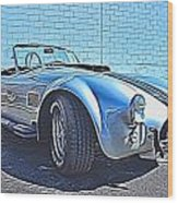 1965 Shelby Cobra- 1 Wood Print