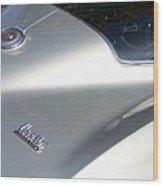1966 Chevrolet Corvette Sting Ray 5d26368 Wood Print