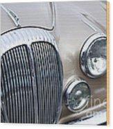 1966 Daimler Mk2 Saloon Wood Print