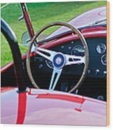 1966 Shelby Cobra 427 Wood Print