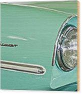 1967 Amphicar Model 770 Head Light Wood Print