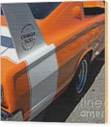 1967 Dodge Charger 02 Wood Print