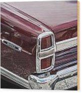 1967 Ford Fairlane 500xl Wood Print