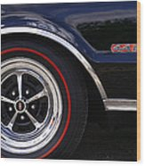 1967 Olds 442 Wood Print