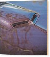 1967 Pontiac Gto Coupe Wood Print