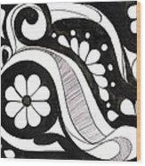 1968 Wood Print