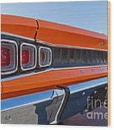 1968 Dodge Coronet R/t Wood Print