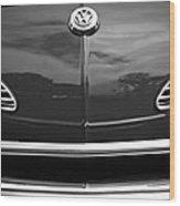 1968 Volkswagen Karmann Ghia Convertible Wood Print