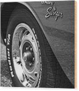 1971 Dodge Dart Swinger Wood Print