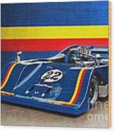 1974 Can-am Sting Gw1 Wood Print