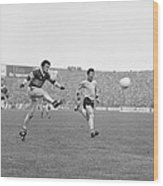 1978 All Ireland Football Final Wood Print