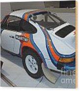 1978 Porsche 911 Sc Wood Print