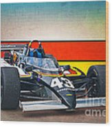 1983 Lola T700 Indy Car Wood Print