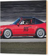 1984 Porsche 911 Targa Wood Print
