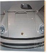 1987 Porsche 911 Carrera 3.2 Speedster Studie Wood Print