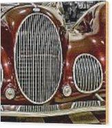 1992 Talbo Grill Wood Print