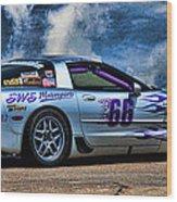 1997 Corvette Wood Print