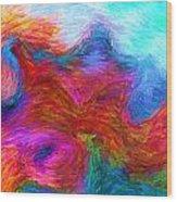 1997006 Wood Print