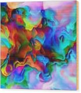 199800702 Wood Print