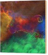 1998018 Wood Print